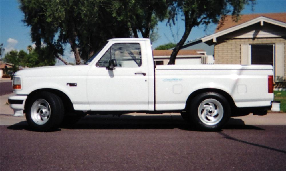 95 ford pickup truck