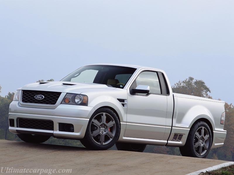 Ford F-150 SVT Lightning #45