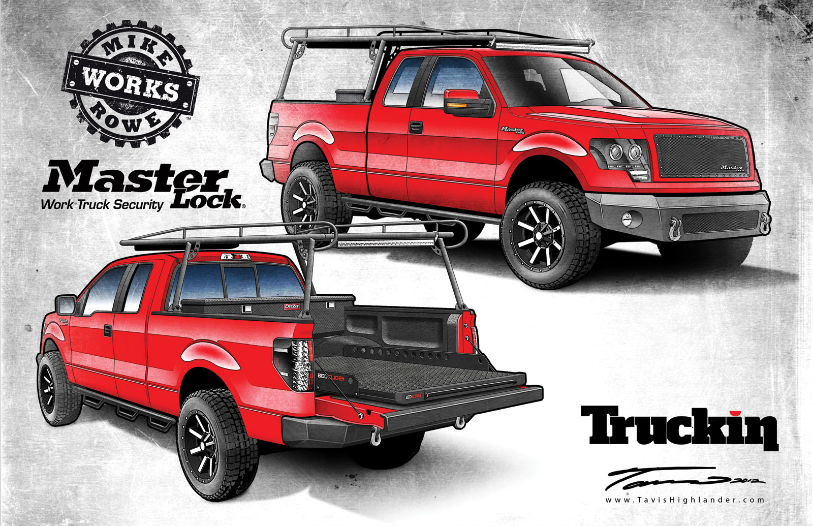 Ford F-150 Work #29