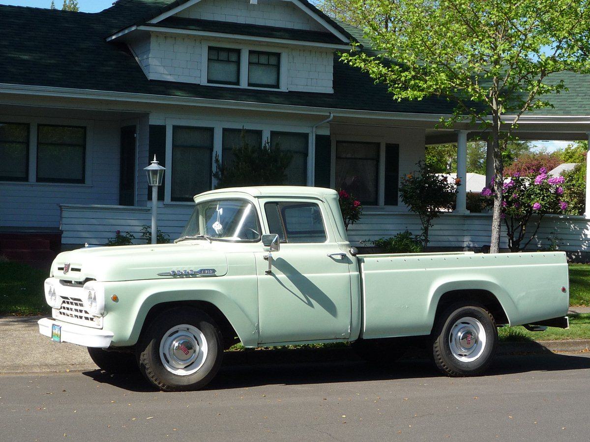 Ford f250 1960 1 ford f250 1960 1