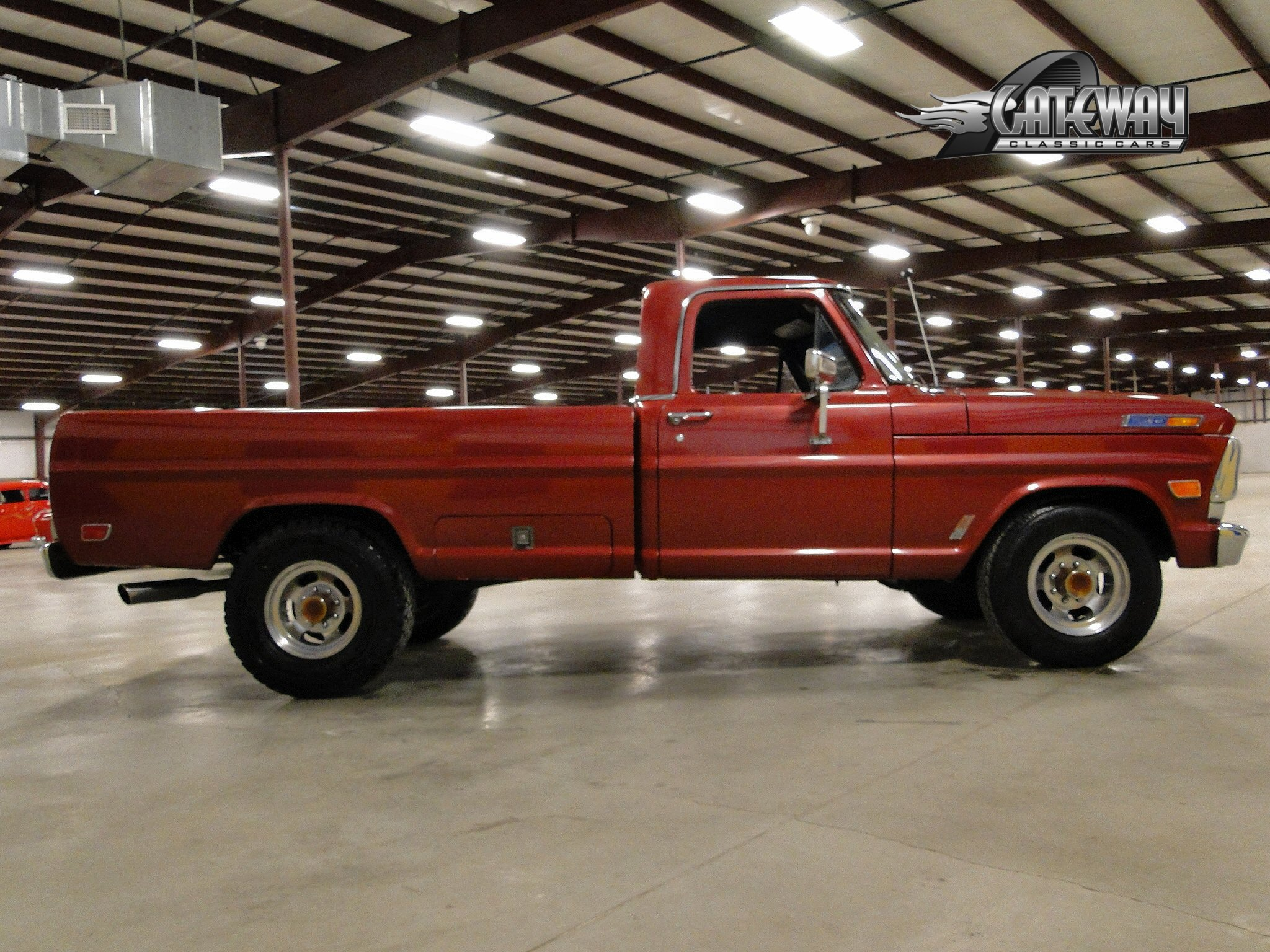1969 ford f250 information and photos momentcar. Black Bedroom Furniture Sets. Home Design Ideas