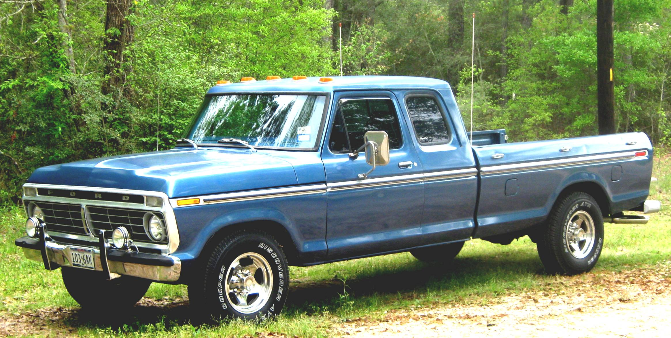 1976 ford f250 information and photos momentcar