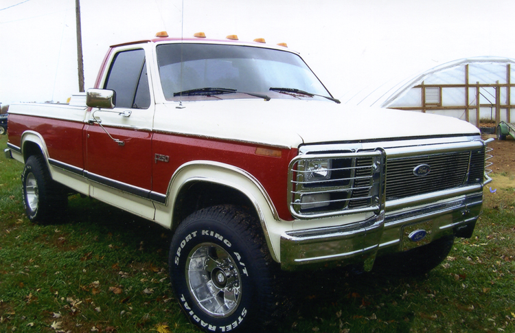 ford f250 373px image 6 1983 Ford F-250 1975 Ford F-250