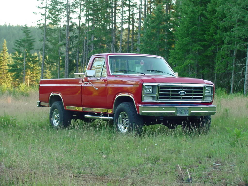 1985 Ford F250 Information And Photos Momentcar