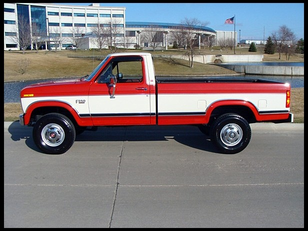 1986 Ford F250 Information And Photos Momentcar