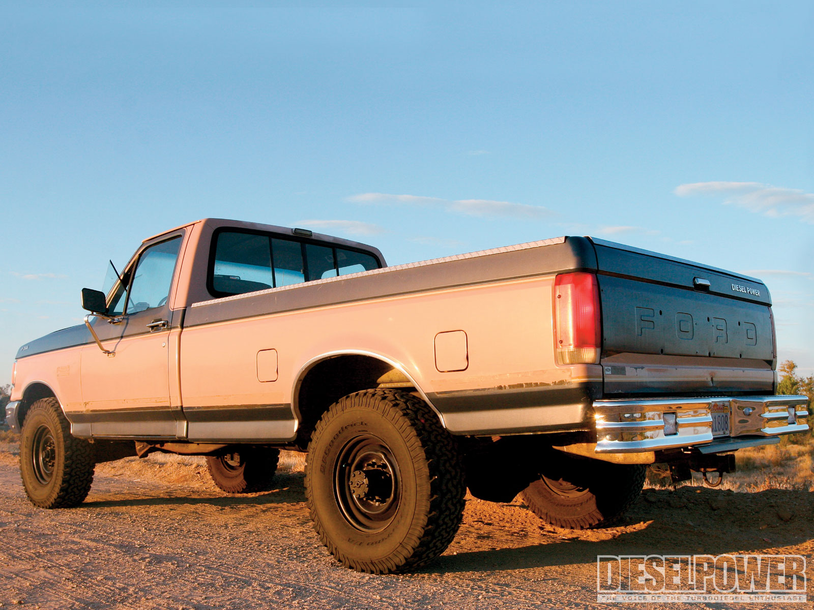 FORD F250 - 381px Image #4