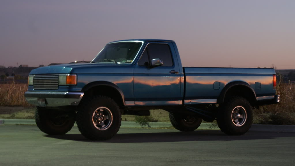 1988 Ford F250 Information And Photos Momentcar
