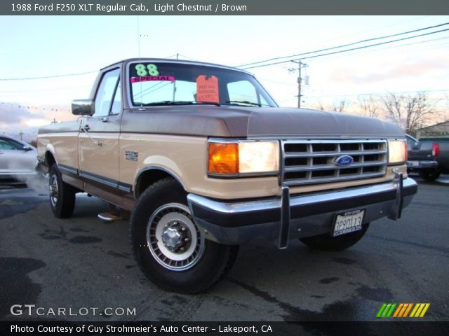 1988 Ford F250 >> 1988 Ford F250 - Information and photos - MOMENTcar