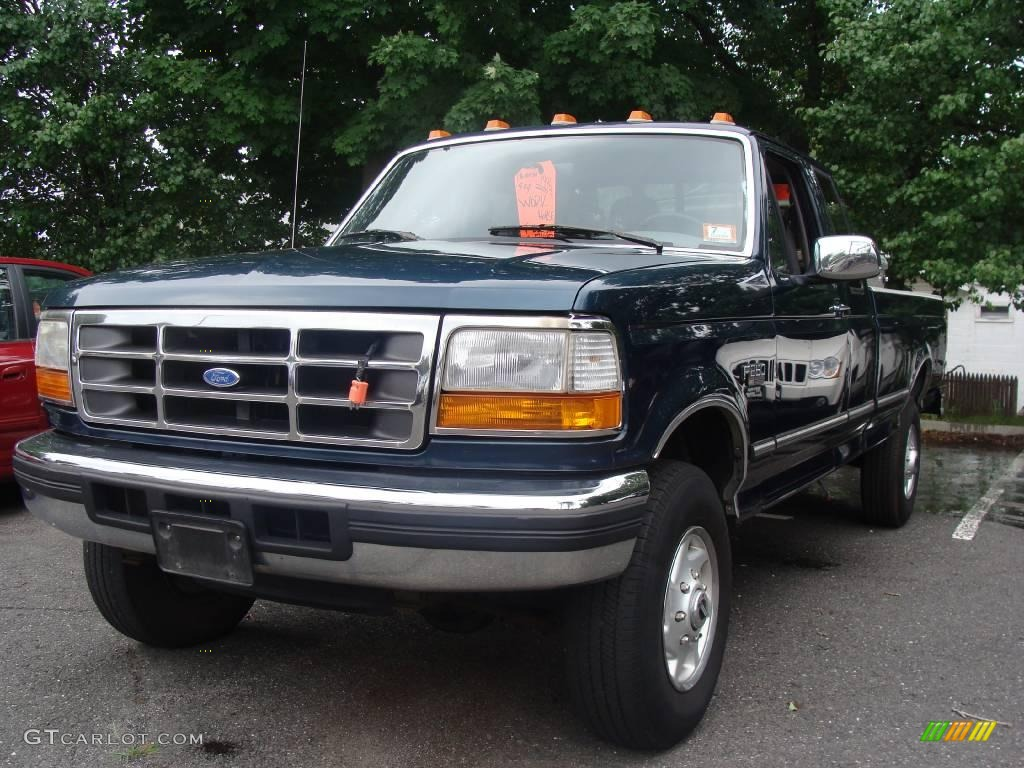 1996 ford f 250 information and photos momentcar. Black Bedroom Furniture Sets. Home Design Ideas