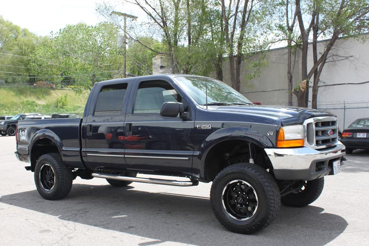 Image Gallery 1998 Ford F 250