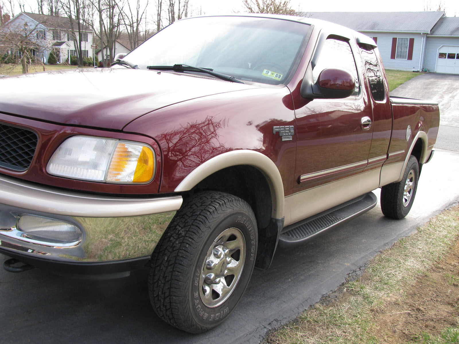 Ford F-250 1998 #2