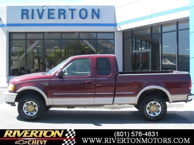 Ford F-250 1998 #4