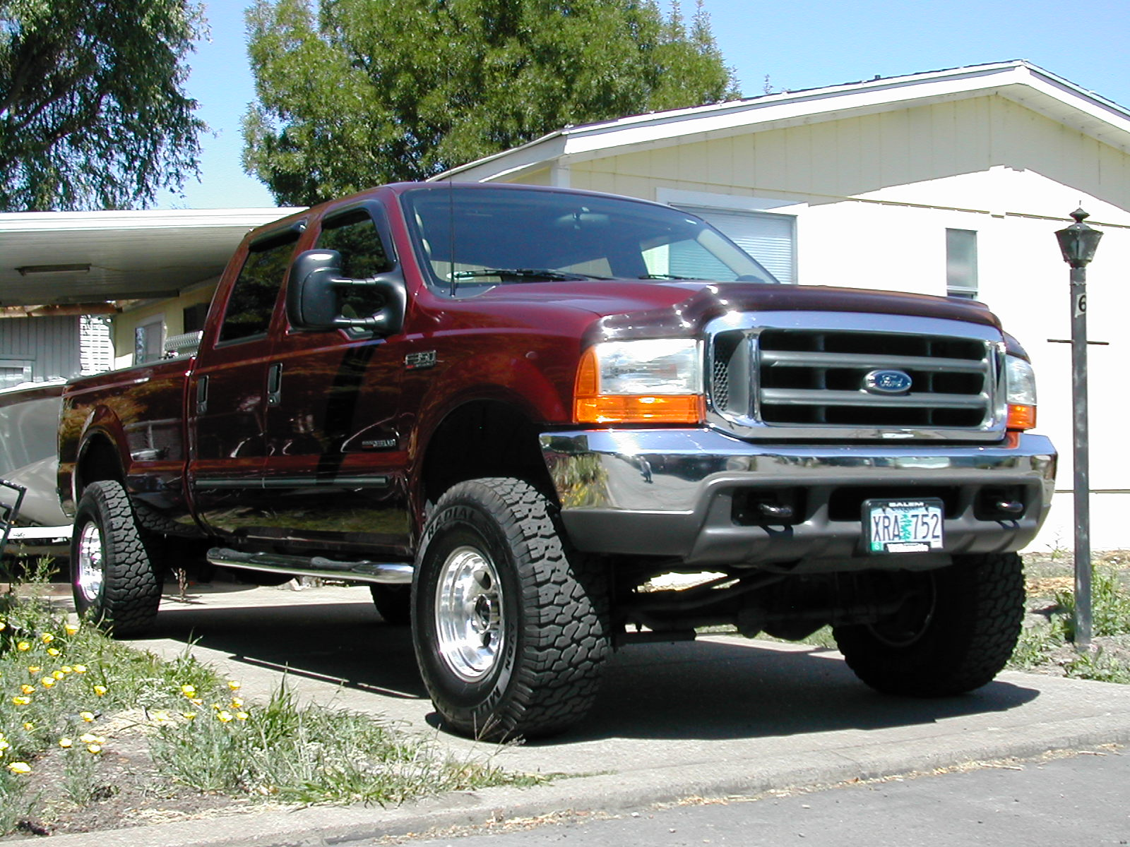 Ford F-250 1999 #5