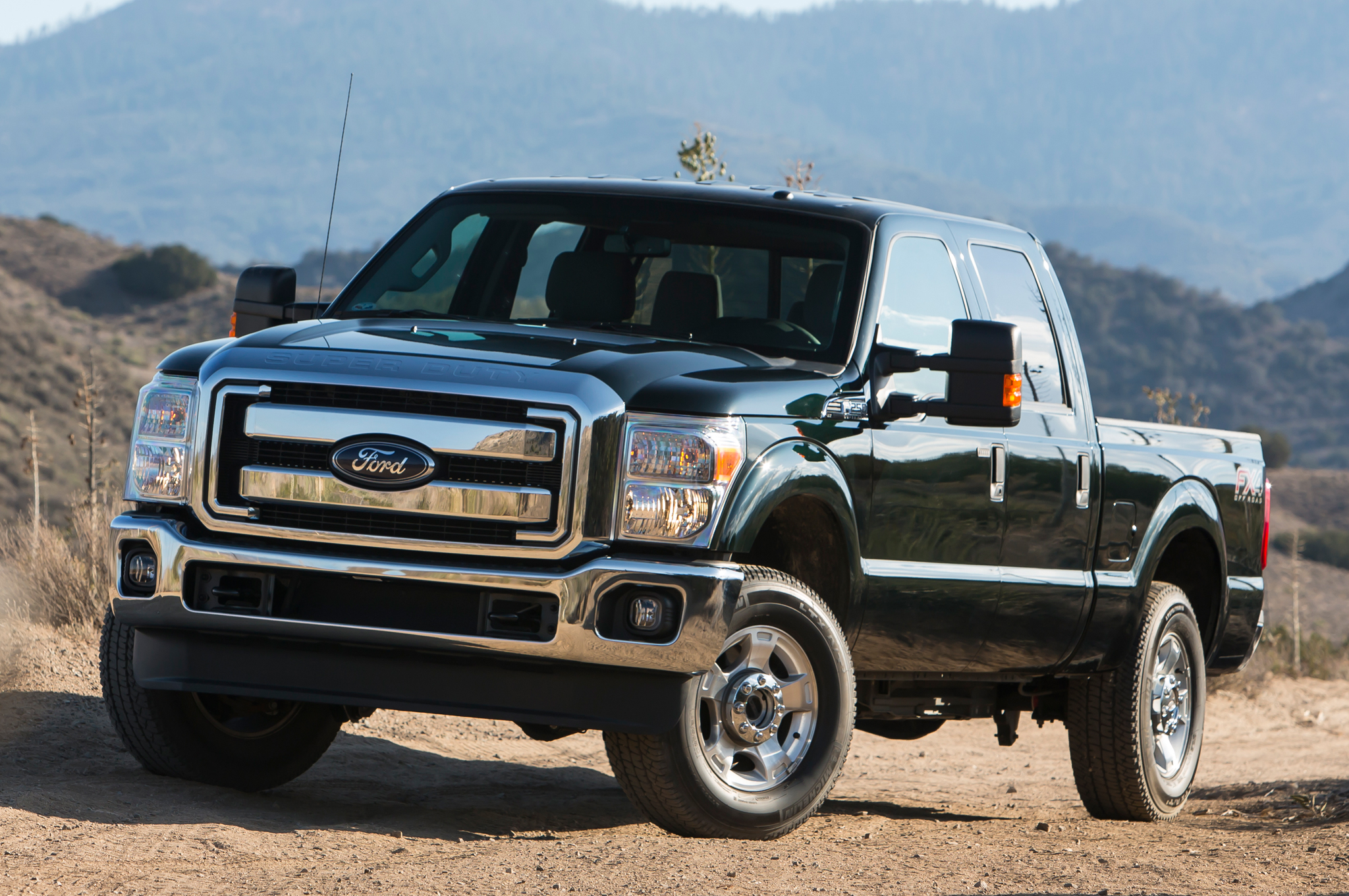 Ford F-250 Super Duty #11