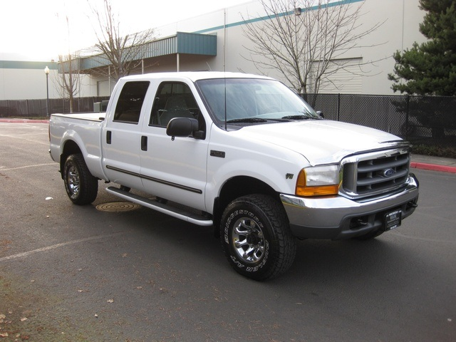 2000 ford f 250 super duty information and photos. Black Bedroom Furniture Sets. Home Design Ideas