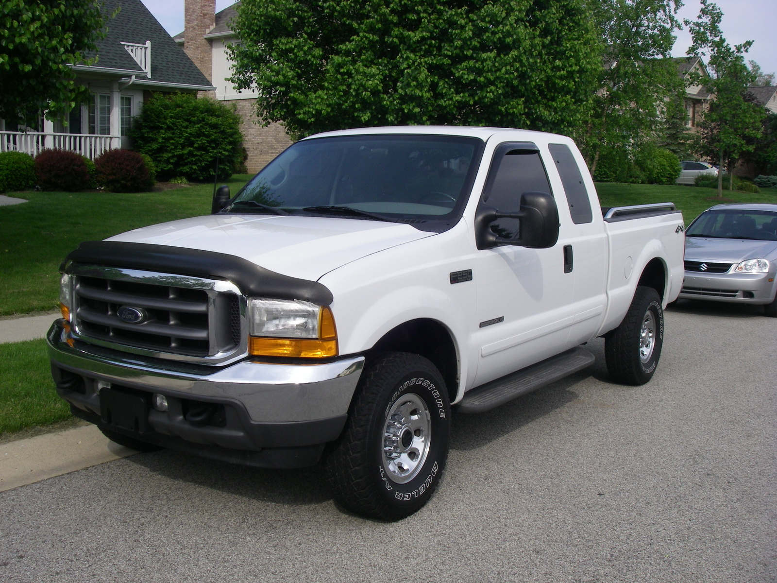 2005 ford f 250 super duty information and photos momentcar. Black Bedroom Furniture Sets. Home Design Ideas