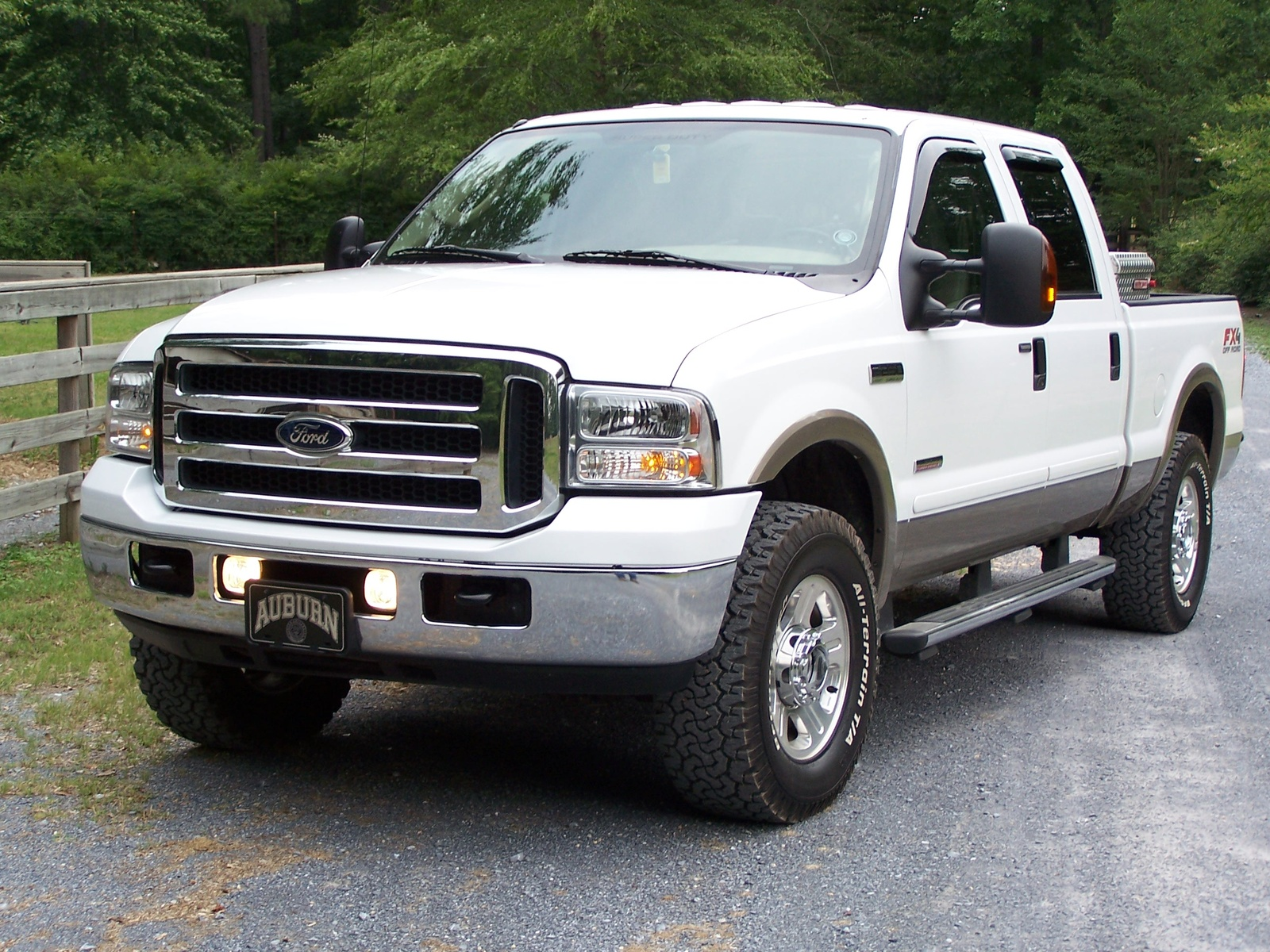 Ford F-250 Super Duty 2007 #8