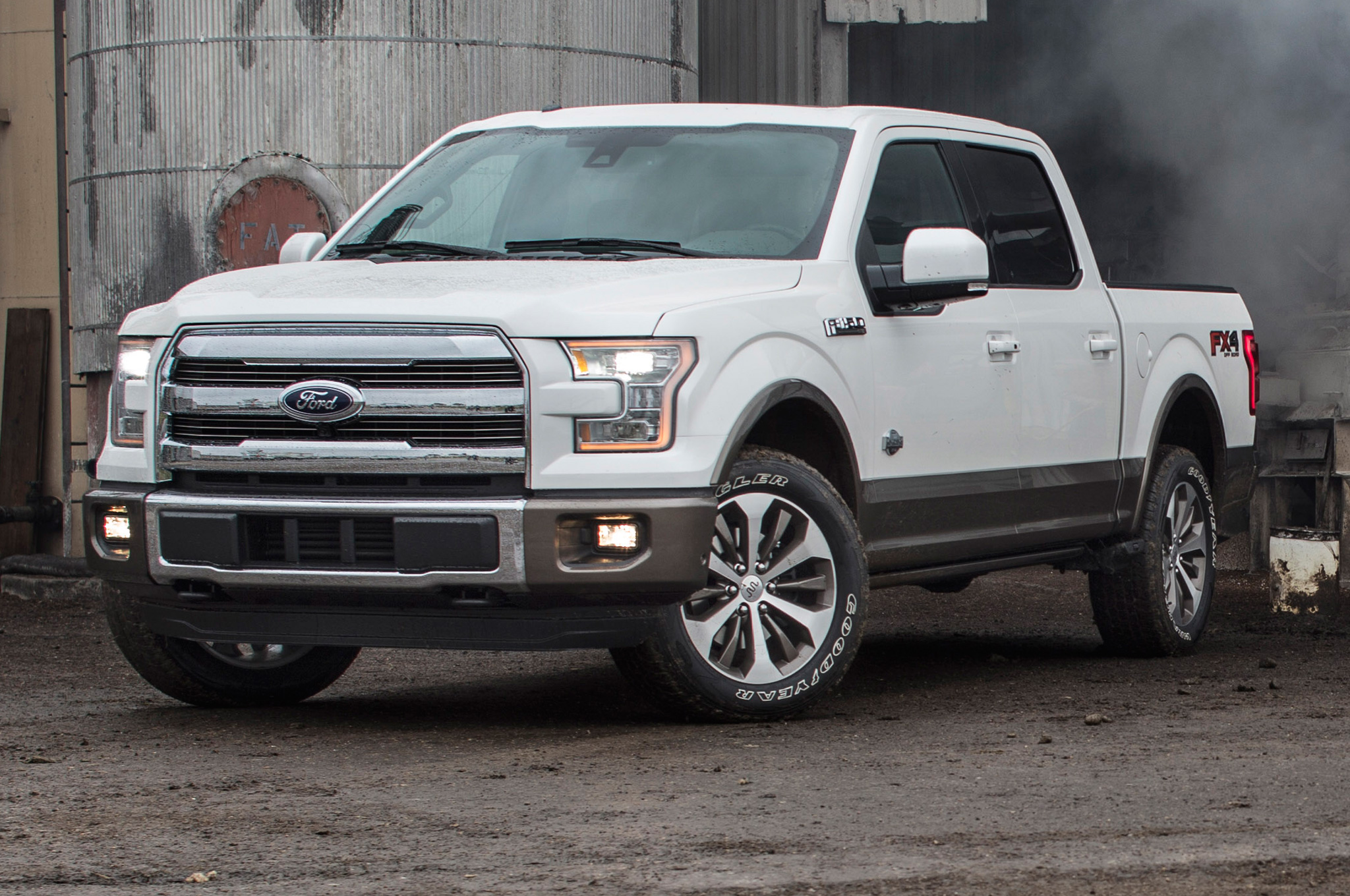 Ford F-250 Super Duty 2015 #4