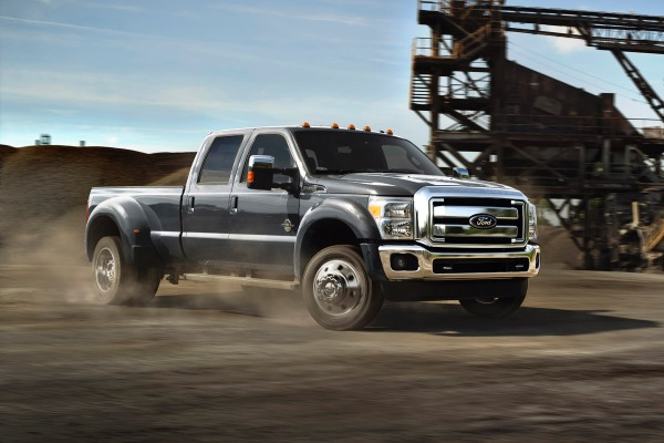 Ford F-250 Super Duty 2015 #5