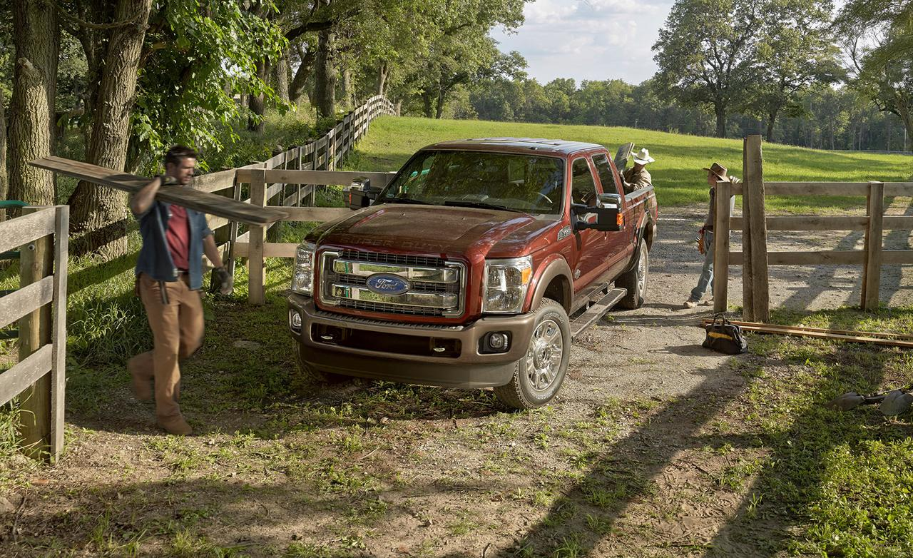 Ford F-250 Super Duty 2015 #7