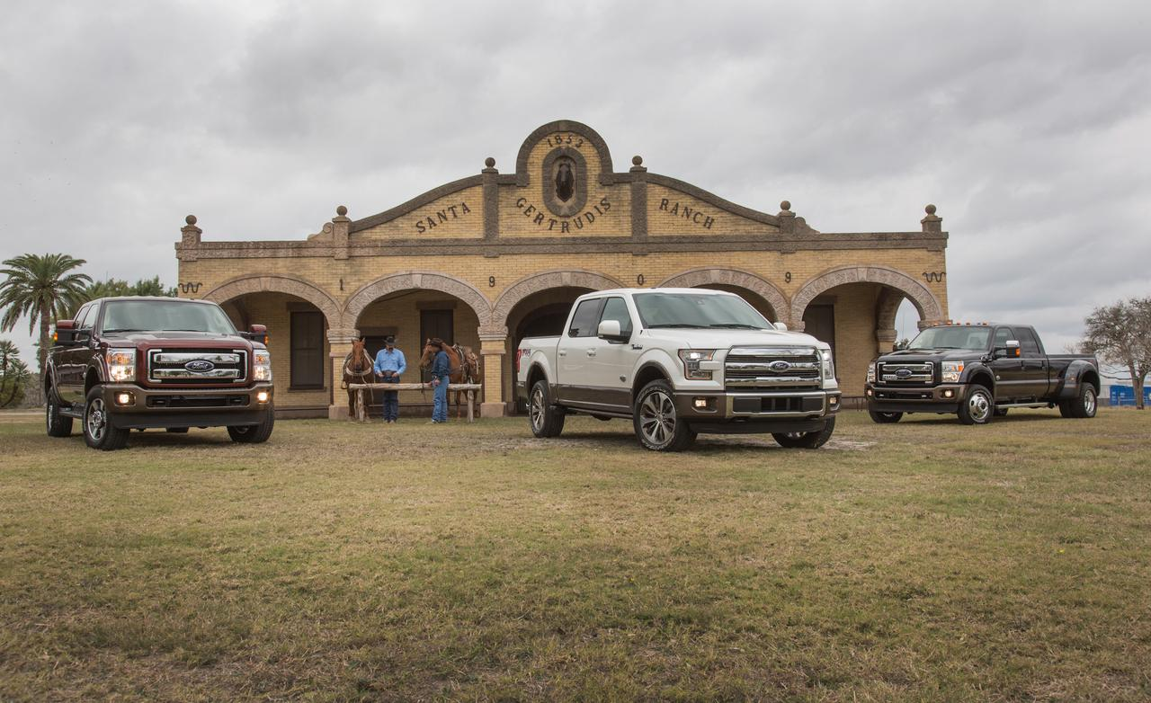 Ford F-250 Super Duty 2015 #11
