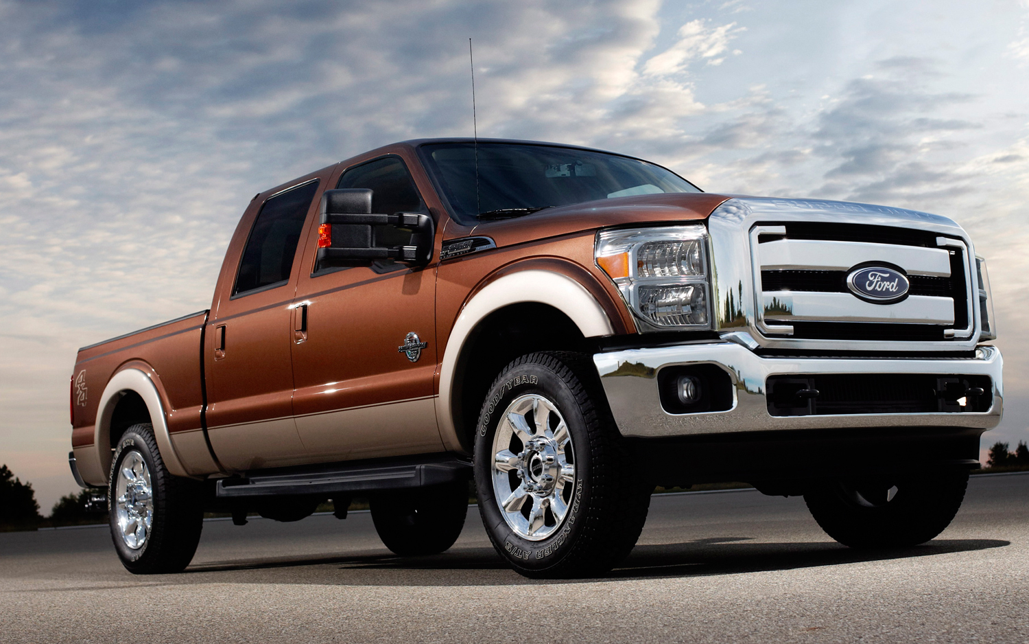 Ford F-250 Super Duty #12