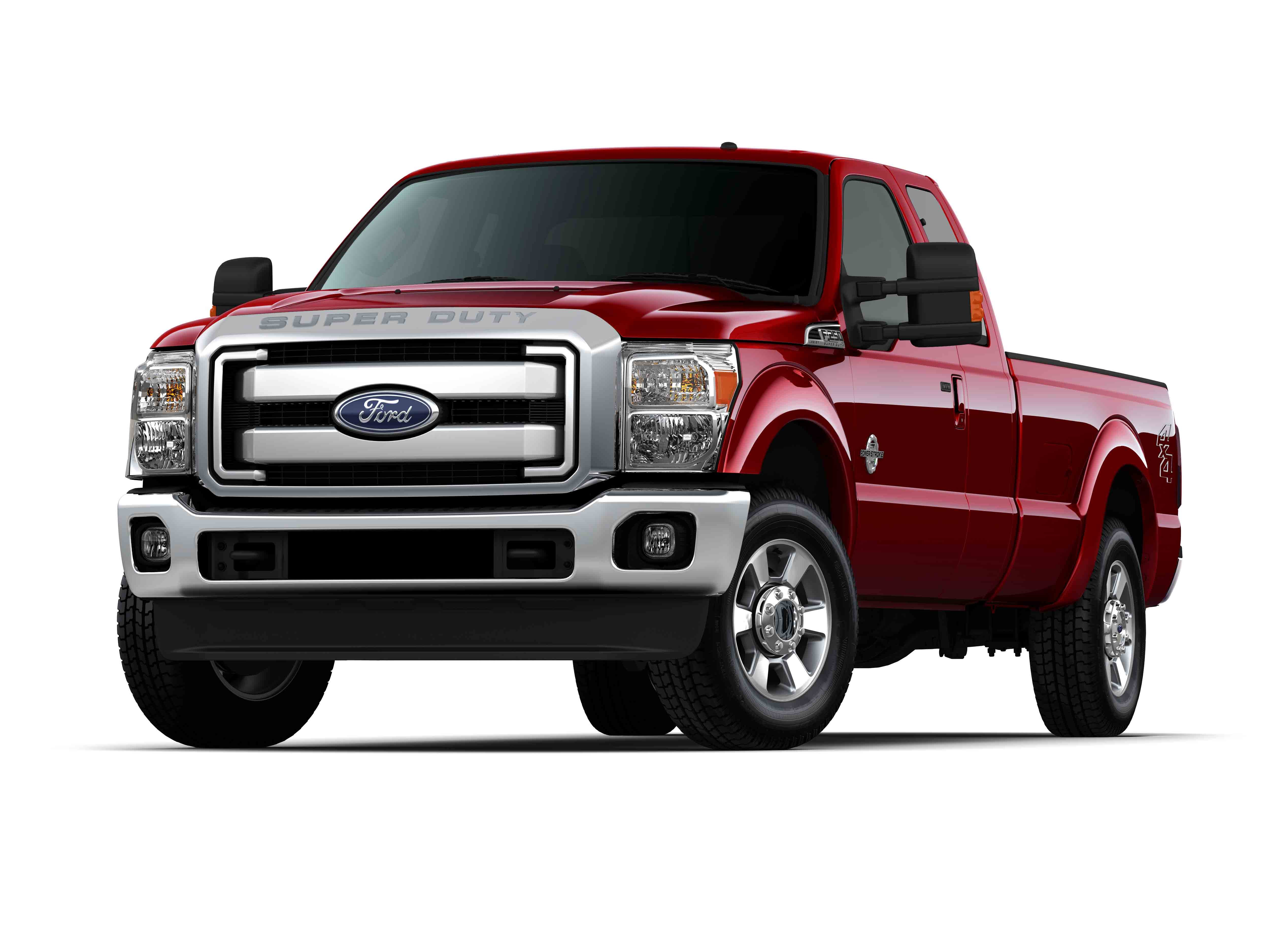 Ford F-250 Super Duty - Information and photos - MOMENTcar
