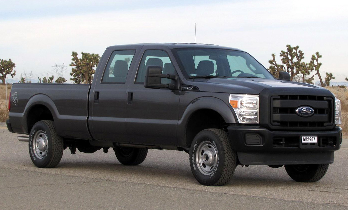 Ford F-250 Super Duty XL #3