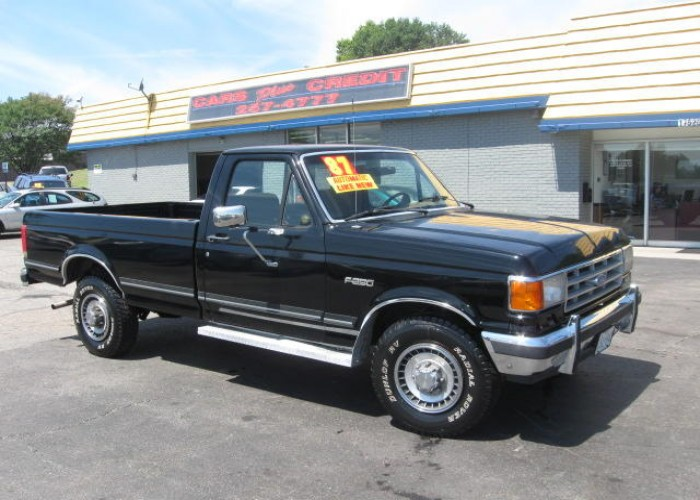 Ford F-250 - Information and photos - MOMENTcar