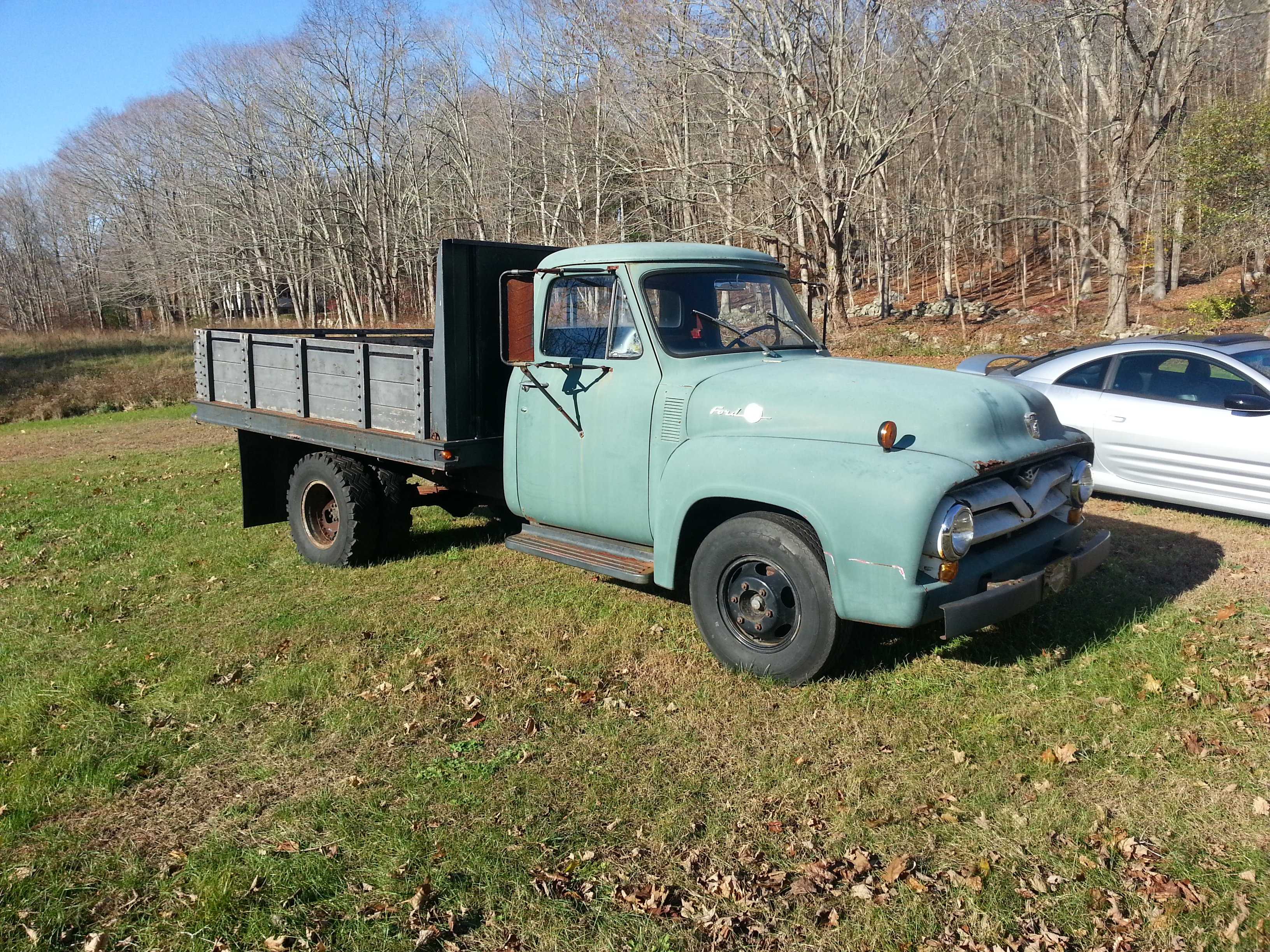 Ford f350 1955 3 ford f350 1955 3