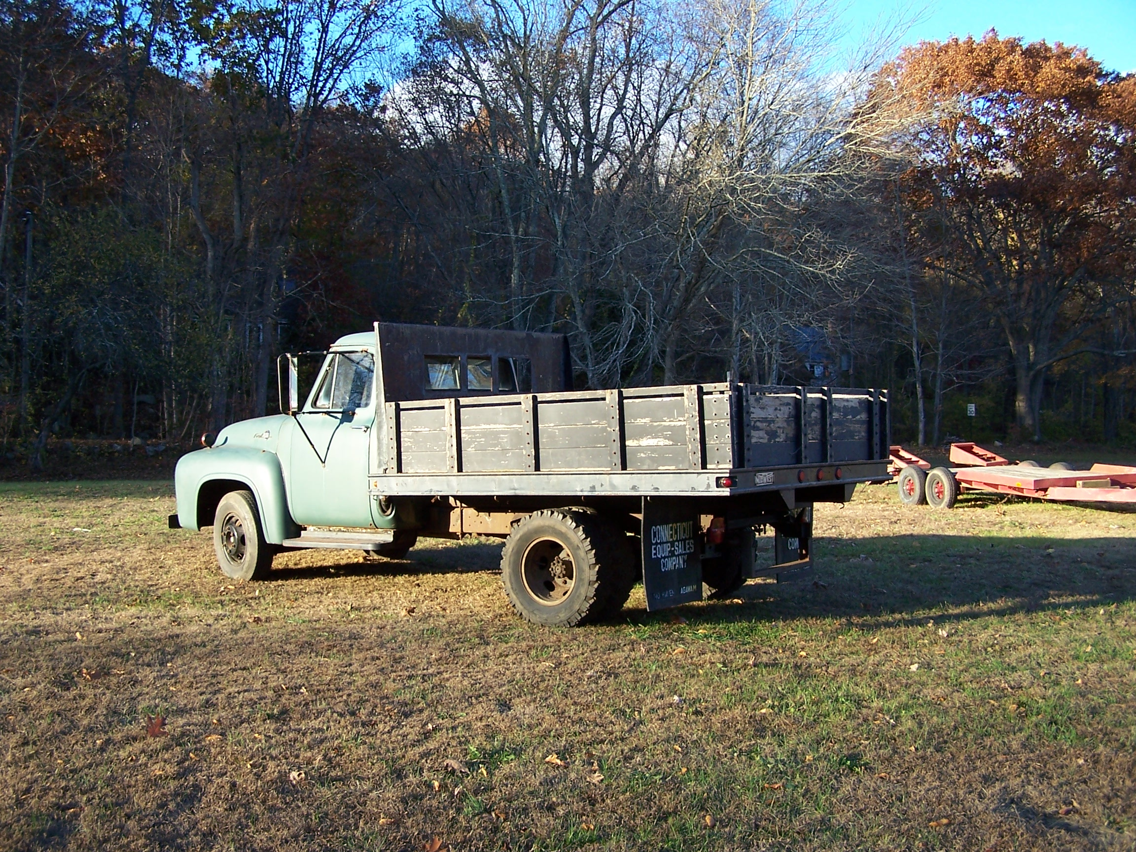 Ford f350 1955 5 ford f350 1955 5