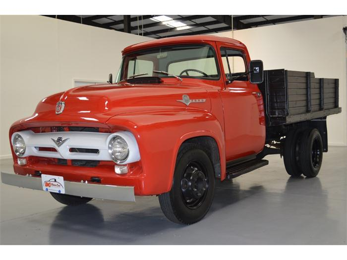 1956 Ford F350 - Information and photos - MOMENTcar
