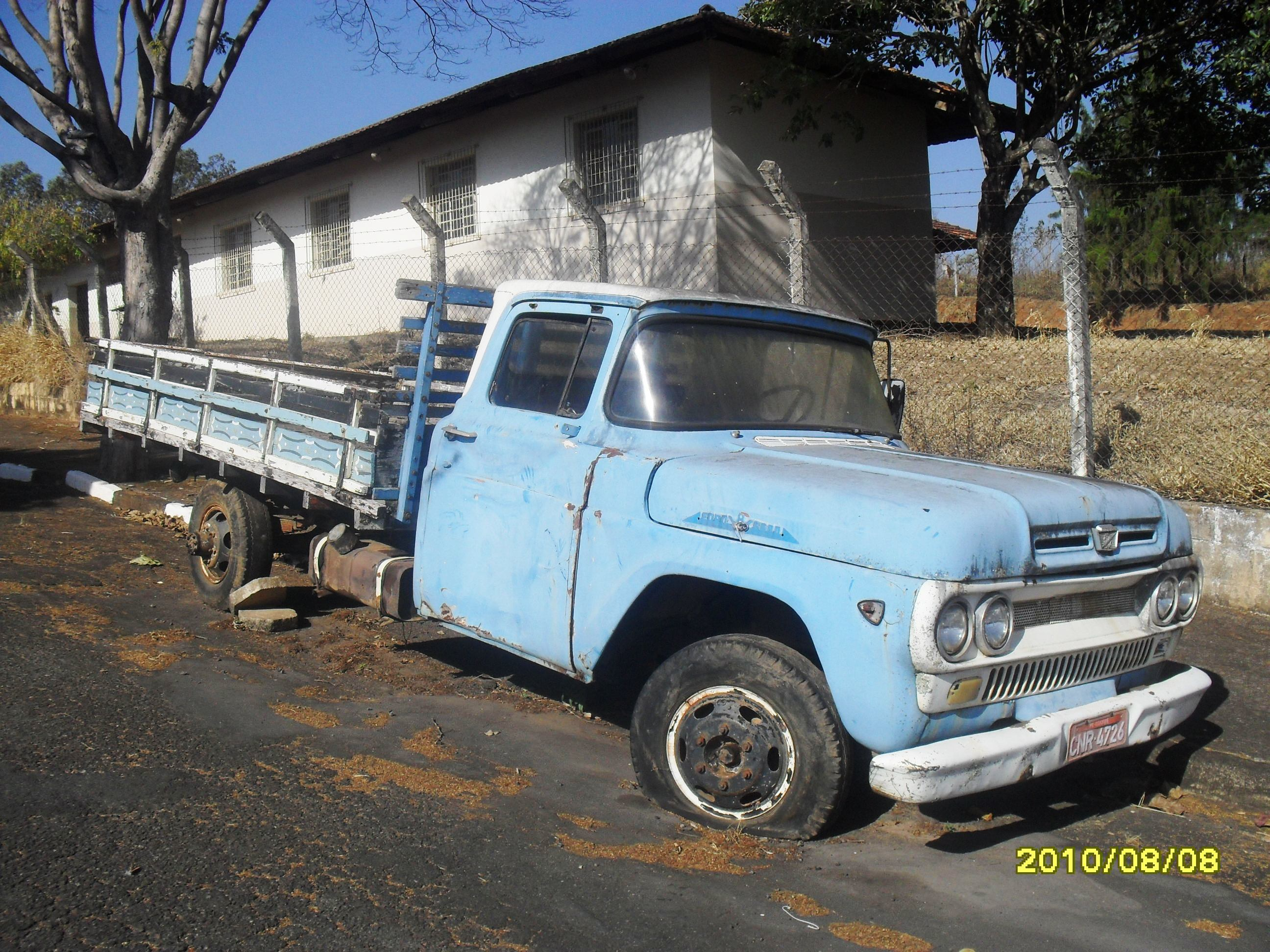 ford f350 1964 7