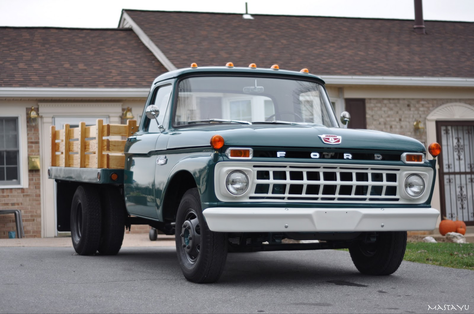 1965 Ford F350 - Information and photos - MOMENTcar