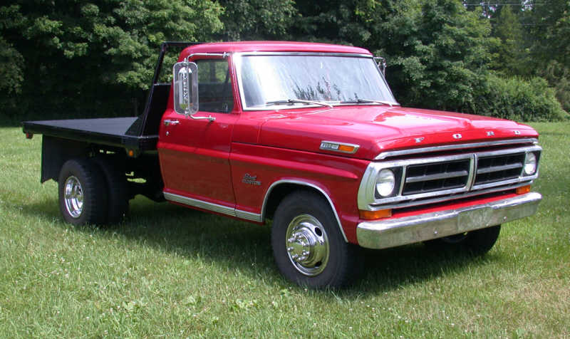 1969 Ford F350 Information And Photos Momentcar