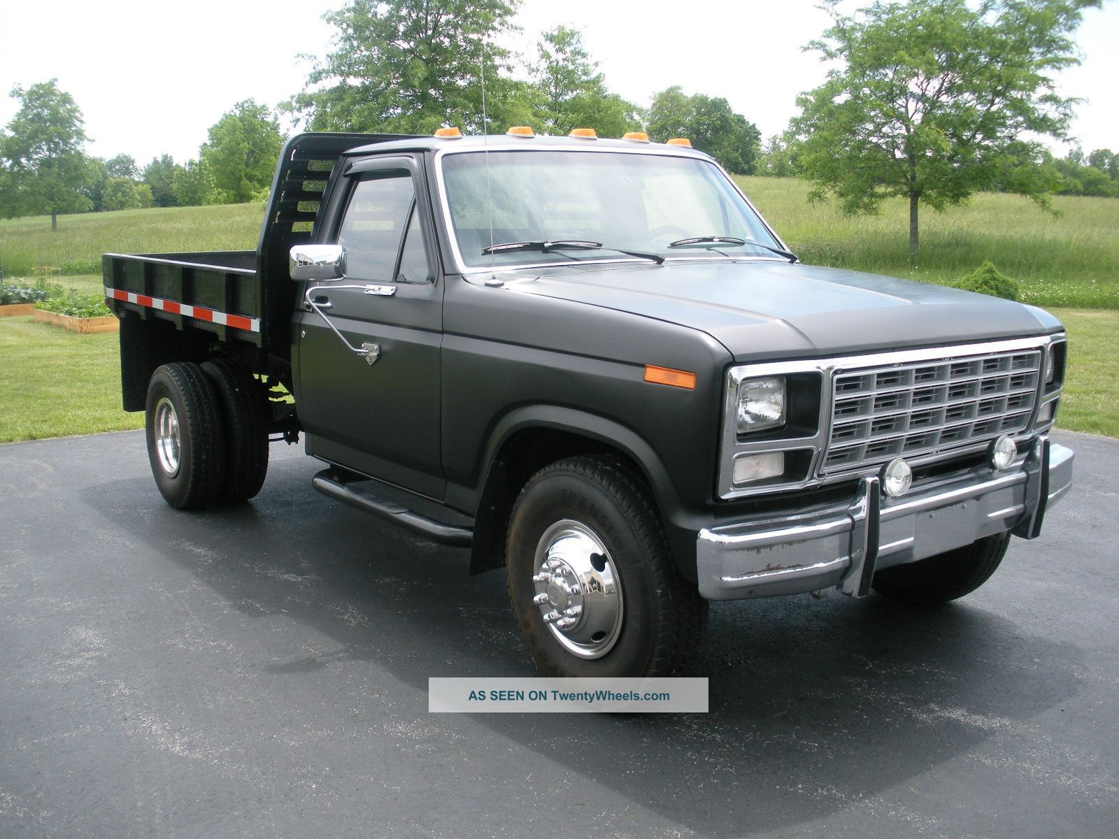 used ford f350 dump trucks for sale autos post. Black Bedroom Furniture Sets. Home Design Ideas