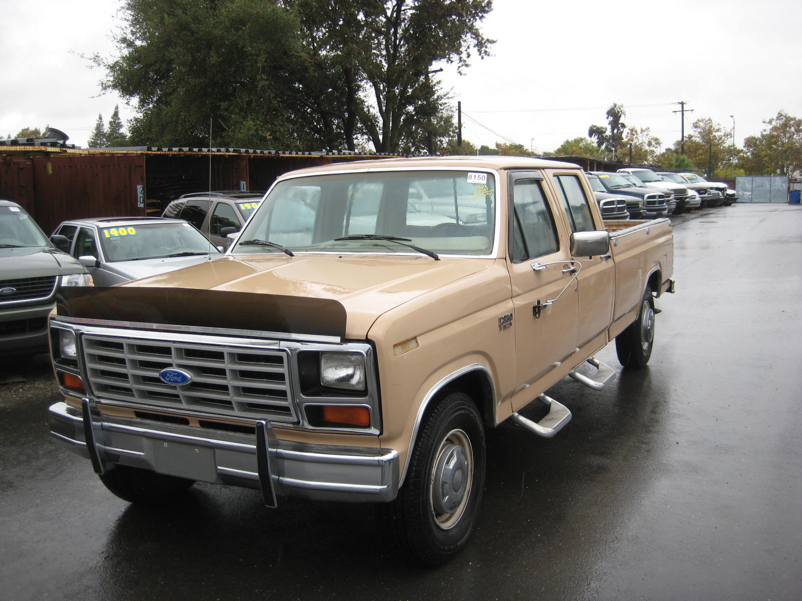 Ford f350 1984 6 ford f350 1984 6