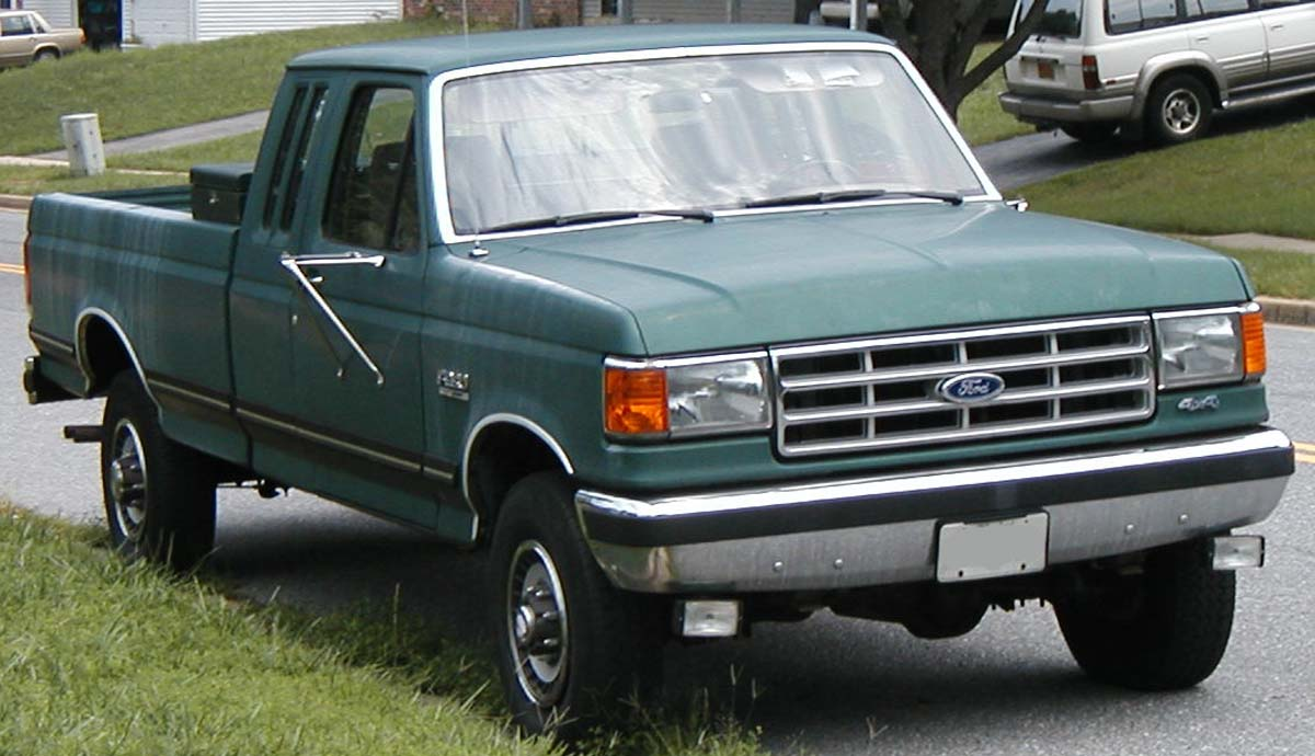 ford f350 1987 11