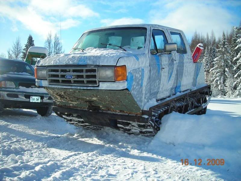 Ford F350 1988 #9