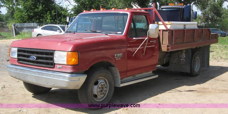 Ford F350 1988 #10