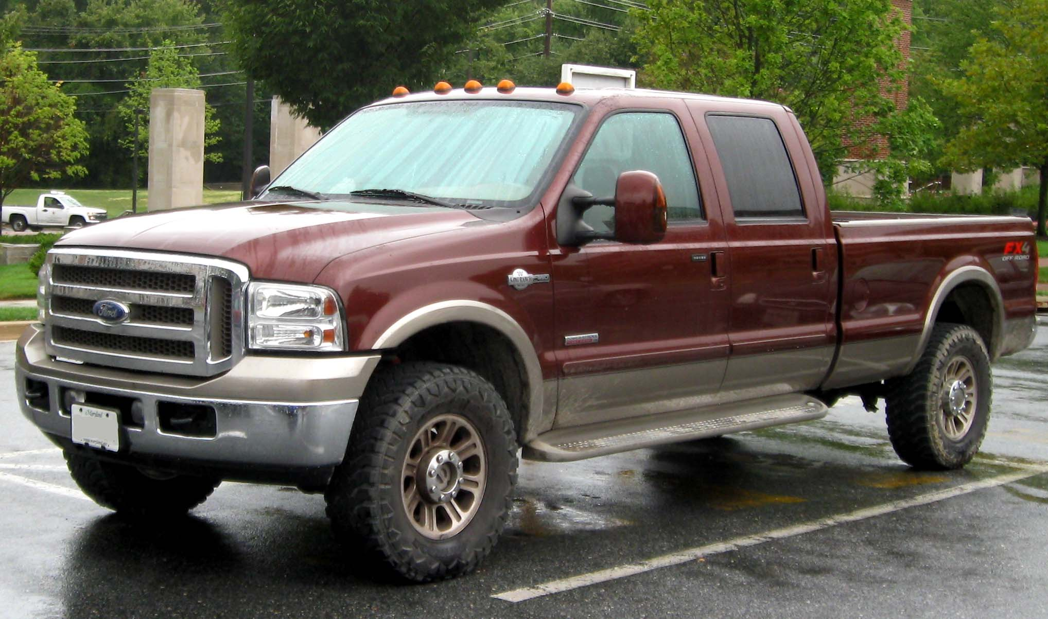 Ford F-350 Super Duty 2002 #2