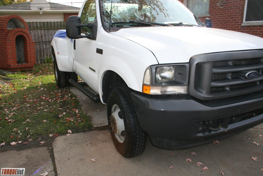 Ford F-350 Super Duty 2002 #11