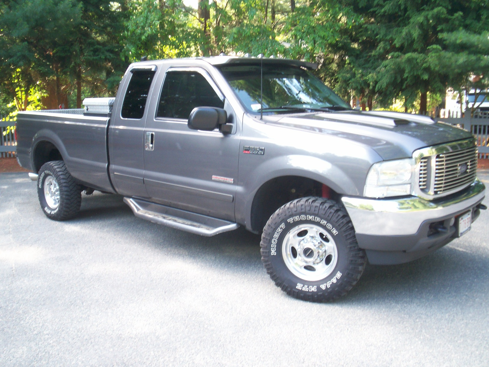 Ford F-350 Super Duty 2002 #12