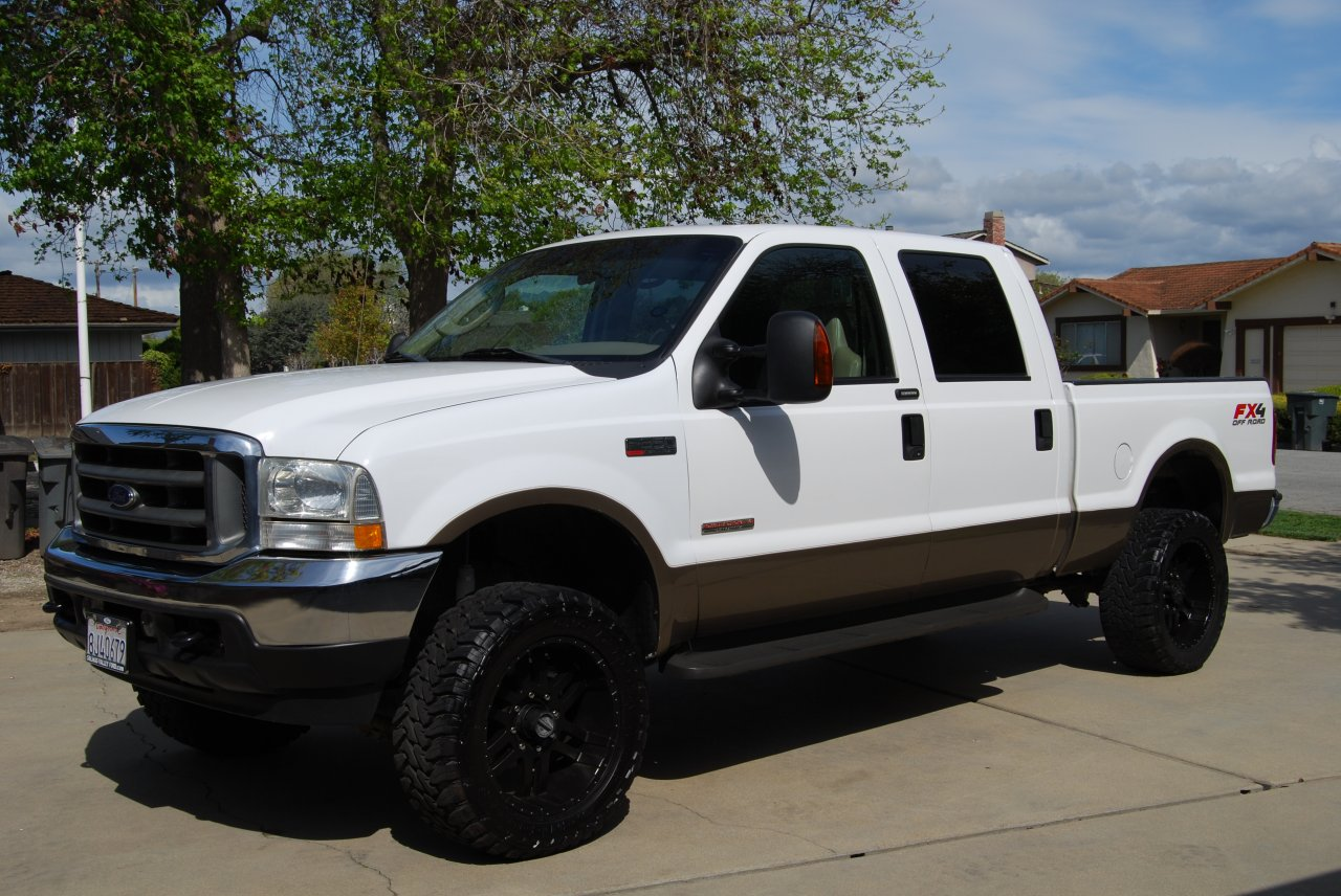 Ford F-350 Super Duty 2004 #8