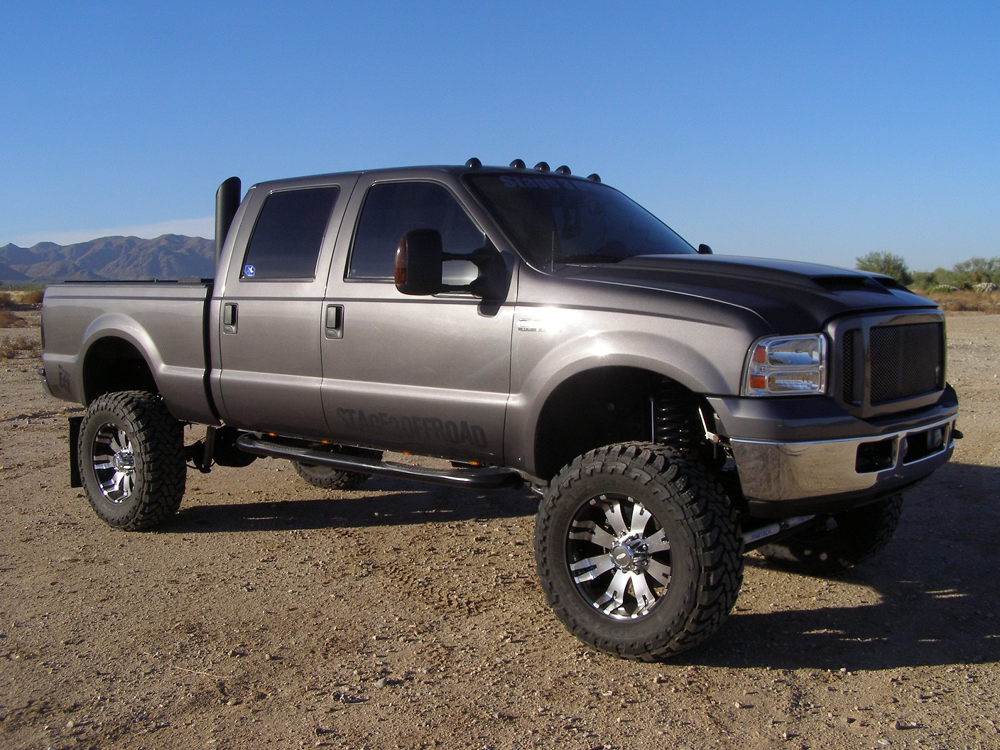 Ford F-350 Super Duty 2006 #12
