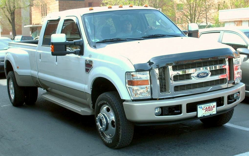 Ford F-350 Super Duty 2007 #3