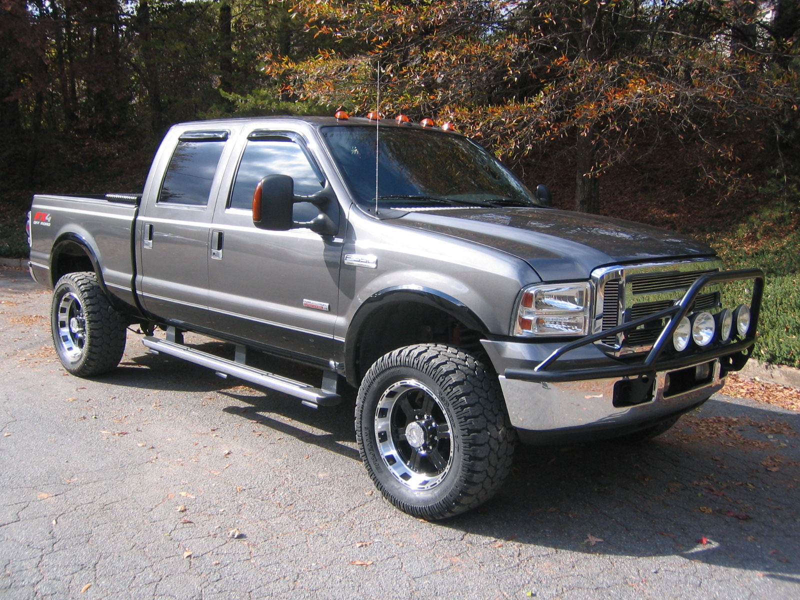 Ford F-350 Super Duty 2007 #4
