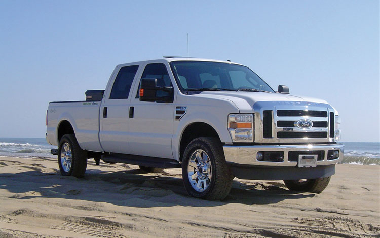 Ford F-350 Super Duty #1