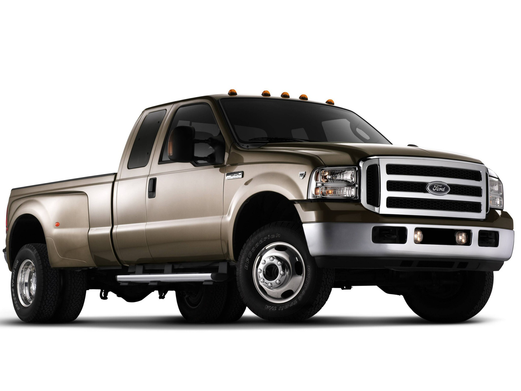 2010 Ford F-350 Super Duty - Information and photos ...