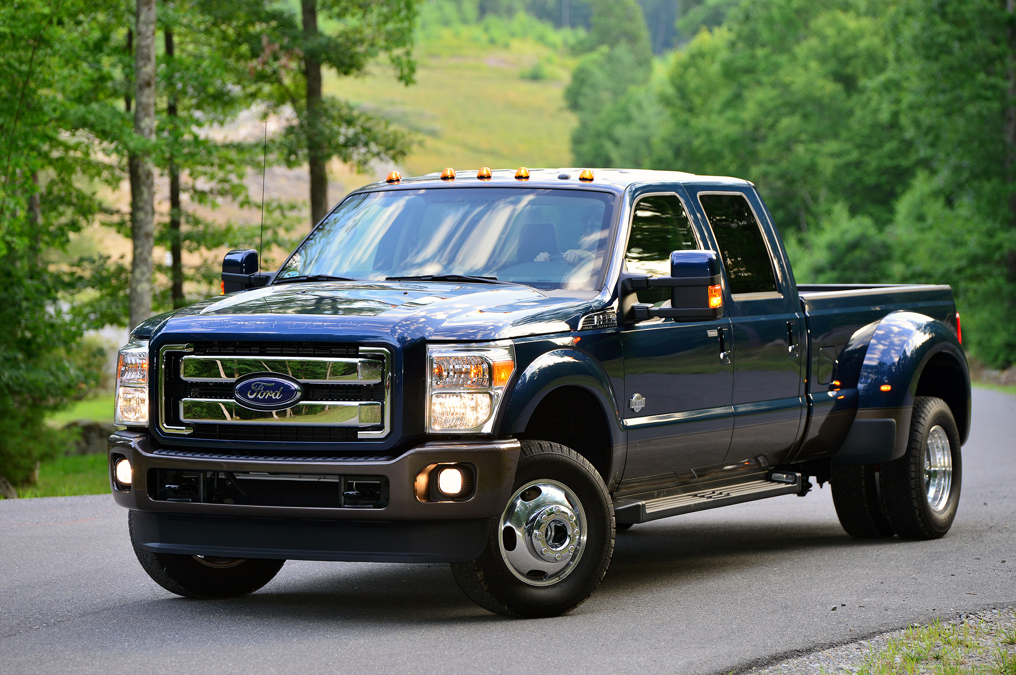 Ford F-350 Super Duty 2015 #11